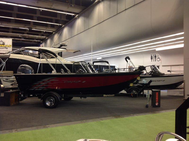 Salon du bateau de Montréal Fév 2020